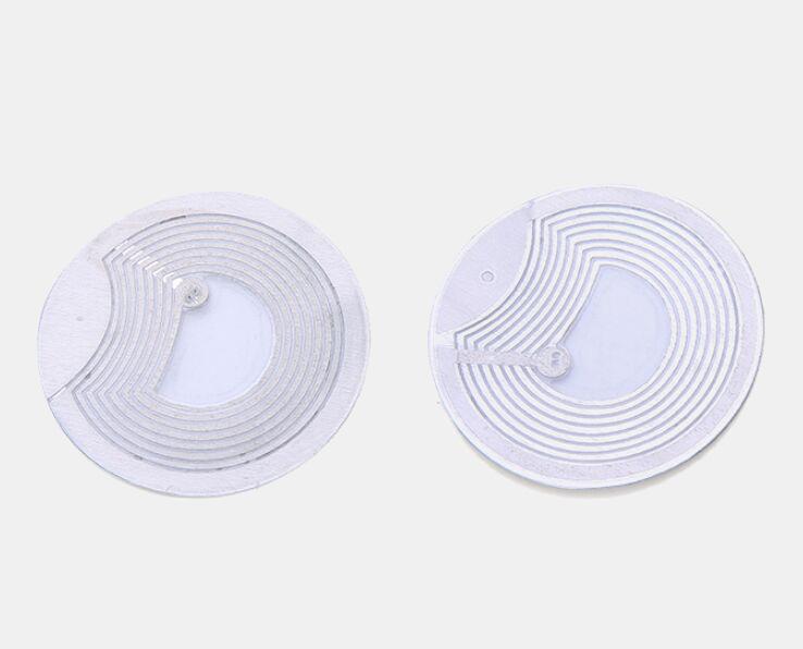 圆形防盗标签