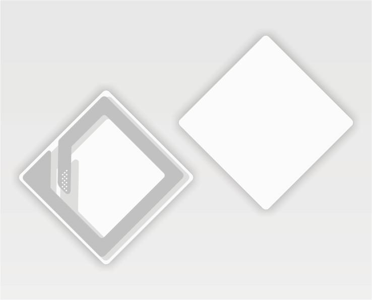 防人体屏蔽标签